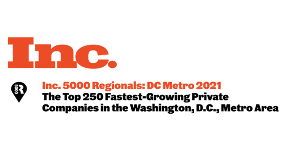 Top 100 Fastest-growing private companies in the D.C. Metro area - ProTask